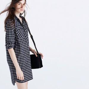 Madewell shirt dress